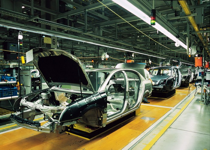 トヨタ自動車の経営学をおさらい
